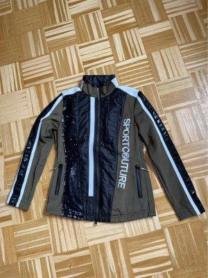 Sportalm Jacke, schwarz-grün, Gr. 38