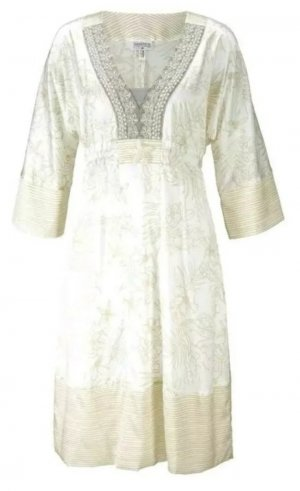 Sportalm Wallner Wedding Dress oatmeal