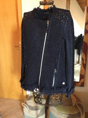 Sportalm Kitzbühel Knitted Vest dark blue