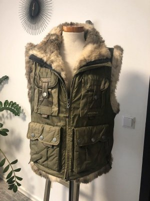 Sportalm Kitzbühl Quilted Gilet multicolored polyester