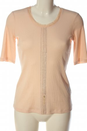 Sportalm Short Sleeved Blouse nude casual look