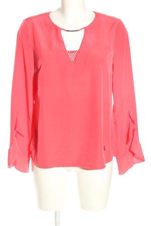 Sportalm Langarm-Bluse pink Casual-Look