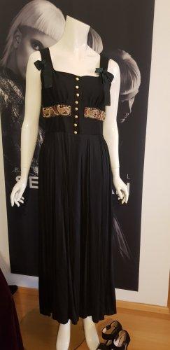 Sportalm Vestido Dirndl negro