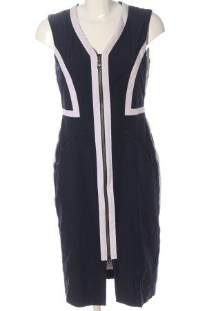 Sportalm Midi Dress blue-white casual look