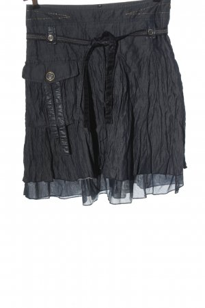 Sportalm Crash Skirt light grey casual look