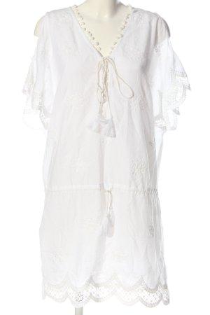 Sportalm Minikleid weiß Casual-Look