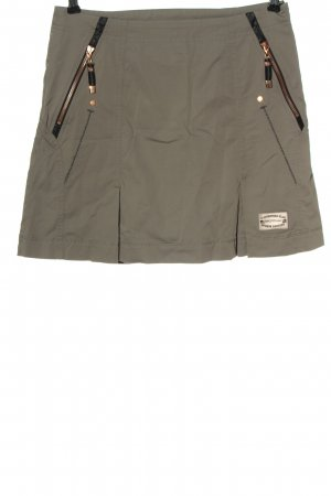 Sportalm Miniskirt light grey casual look