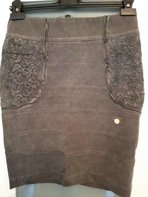 Sportalm Midi Skirt dark grey