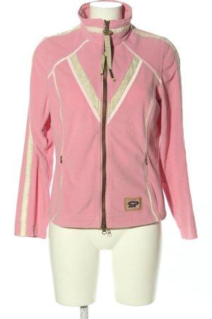 Sportalm Sportjacke pink-wollweiß Casual-Look