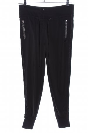 Sportalm Stoffhose schwarz Business-Look