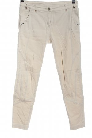 Sportalm Pantalone jersey grigio chiaro stile casual