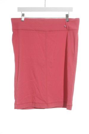 Sportalm Stretch Skirt magenta casual look