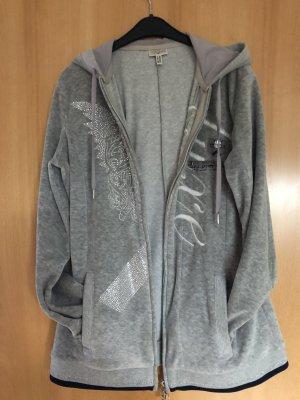 Sportalm Giacca-camicia grigio chiaro Cotone