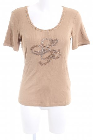 Sportalm T-Shirt nude Casual-Look