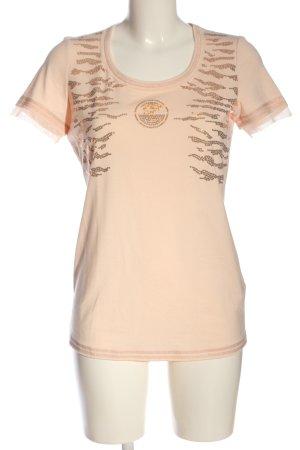 Sportalm T-Shirt cream casual look