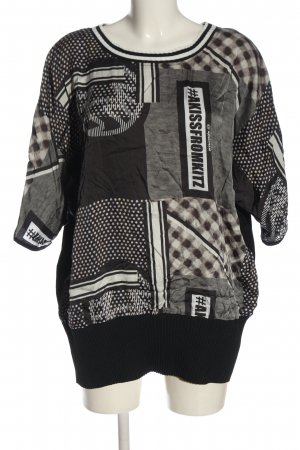 Sportalm T-Shirt grafisches Muster Casual-Look