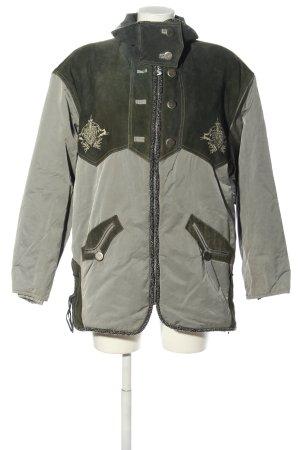Sportalm Traditional Jacket light grey-khaki casual look