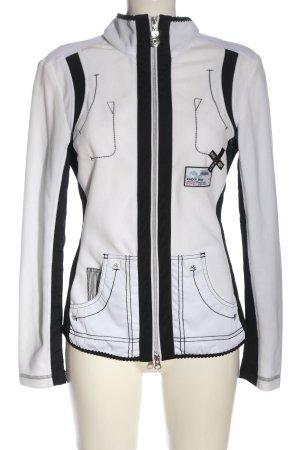 Sportalm Between-Seasons Jacket white-black casual look