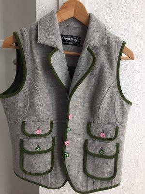 Sportalm Fleece Vest multicolored