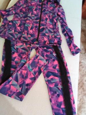100% Fashion Ensemble en jersey violet-violet