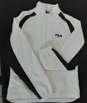 Sportanzug Fila, Größe L,schwarz-weiß