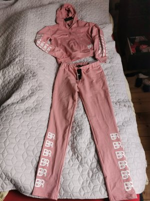 In Vogue Paris Twin set in jersey color oro rosa