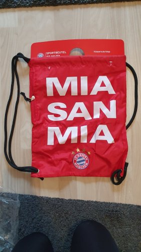 FC Bayern München Sac de sport multicolore