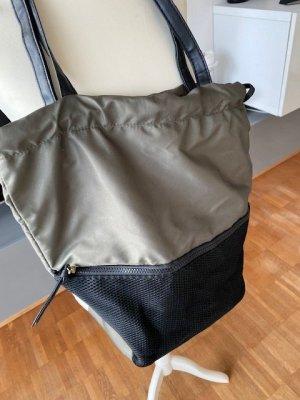 keine Marke Sports Bag black-grey brown
