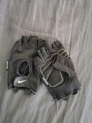 Nike Guantes sin dedos negro