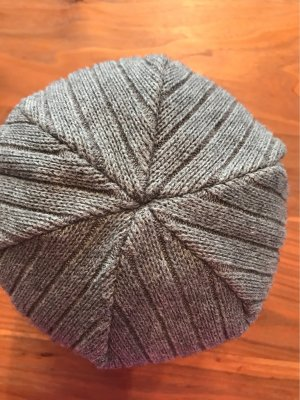CMP Chapeau en tricot gris
