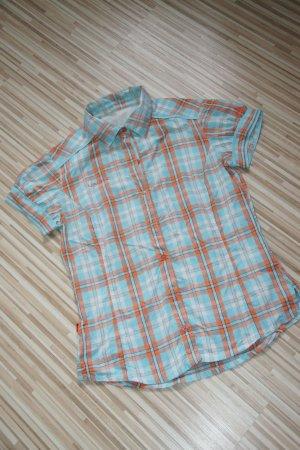 Vaude Camisa de manga corta multicolor poliamida
