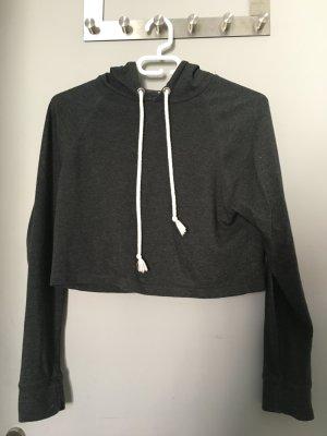 H&M T-shirt de sport gris foncé-gris anthracite
