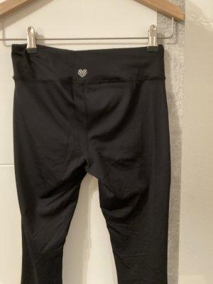 Forever 21 Leggings black polyester