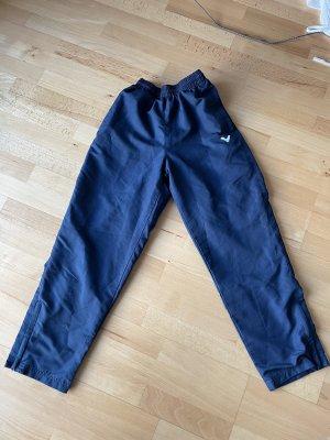 Pantalone fitness blu scuro