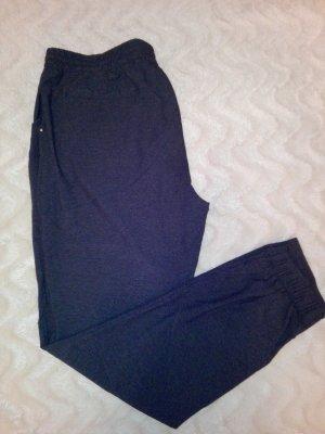 Tchibo / TCM Pantalone da ginnastica antracite