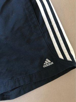 Adidas Sportshort donkerblauw