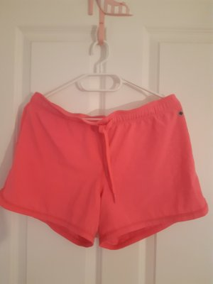 Alex Short de sport rose