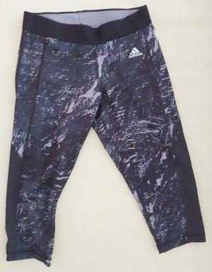 Adidas Spodnie sportowe czarny-szary