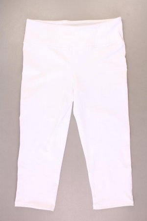 Sporthose Größe L neuwertig weiß aus Polyester