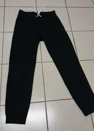 Sporthose Hose von H&M Gr.XS schwarz