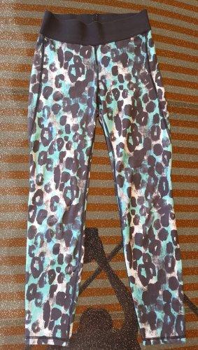 Sporthose mit Leopardenprint von H&M (Gr. XS)