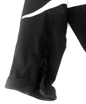 Rodeo Pantalon de sport noir-gris clair
