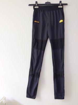 Ellesse Pantalon de sport noir-doré