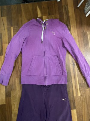 Puma Chaleco de vestir violeta oscuro-violeta