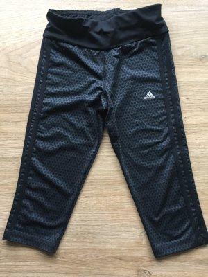 Adidas Sportbroek zwart Lycra