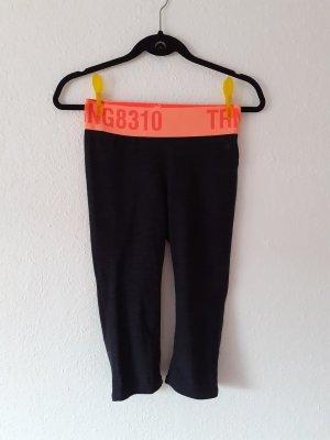 H&M Pantalone da ginnastica nero