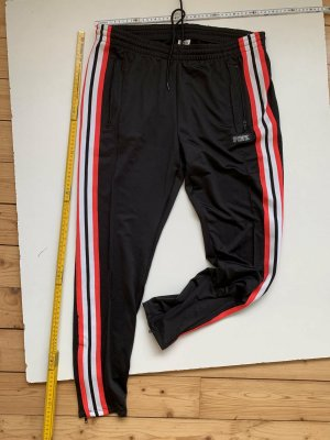 Pink Pantalone da ginnastica multicolore