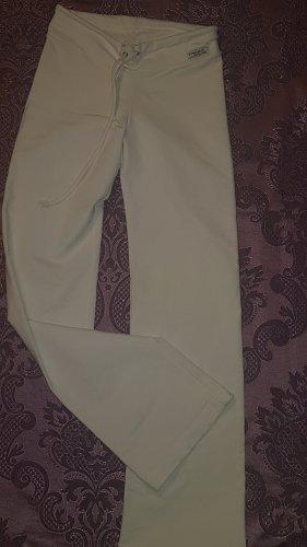 Active wear Pantalon de sport blanc