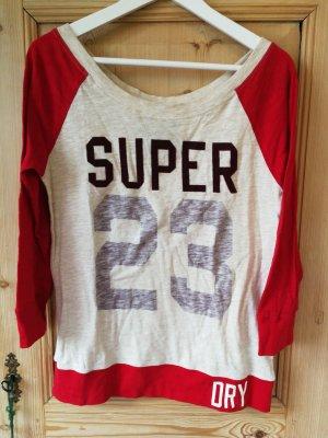 Sportives 3/4 Shirt von Superdry in Größe S