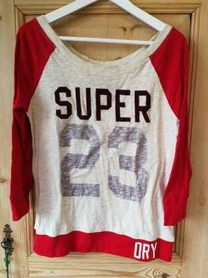 Superdry Boatneck Shirt multicolored